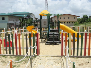 Edric Connor Park Playpark