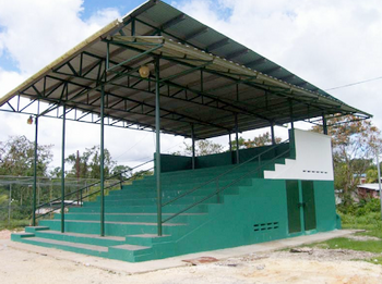 Old Guayaguayare Road Recreation Ground Pavilion