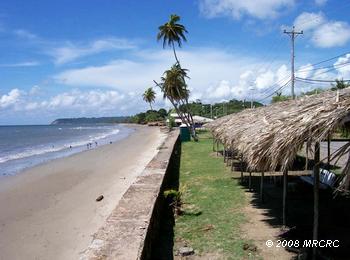 SEA WALL – GUAYAGUAYARE